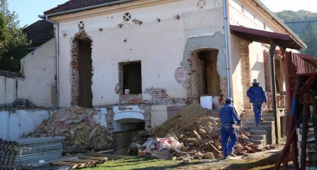 """U Pakracu projekt """"Katolički vrtić"""": Počeli građevinski radovi"""
