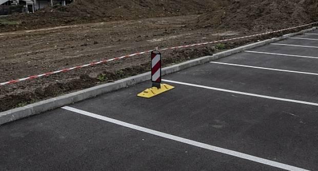 Novo parkiralište u Kaptolu