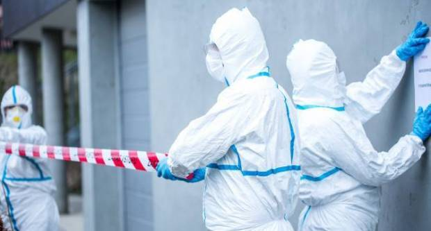 SLAVONIJA: Brojka novozaraženih prešla 300