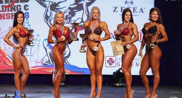 Slavonka Mia Mikliš je prvakinja svijeta u wellnessu