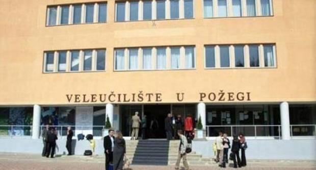 Veleučilište u Požegi u novu akademsku godinu upisalo 210 studenata