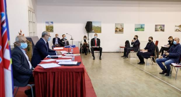 Održana 34. sjednica Gradskog vijeća Grada Vukovara