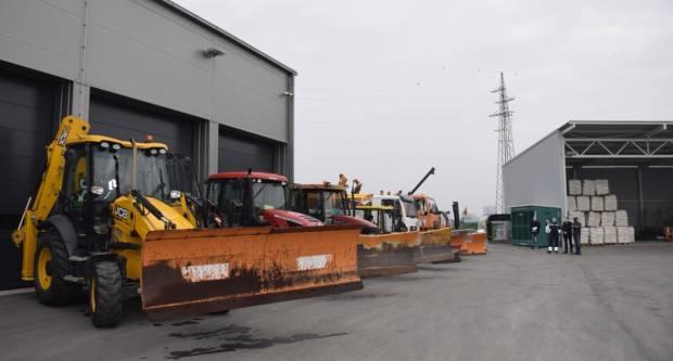 Zimska služba Komunalca d.o.o.: Sve je spremno za prvi snijeg