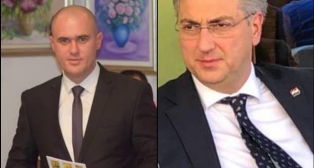 Plenković i Dabro vode bitku za županijski HDZ!