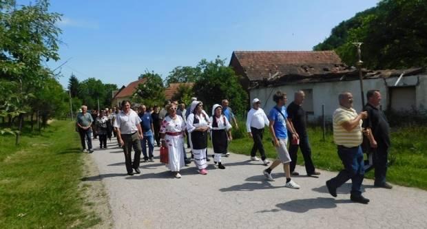 20. braniteljski križni put od Sovskog Dola do S. jezera