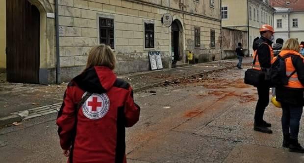 Stožer civilne zaštite Brodsko-posavske županije. Poslan apel svima koji žele donirati za potresom pogođena područja