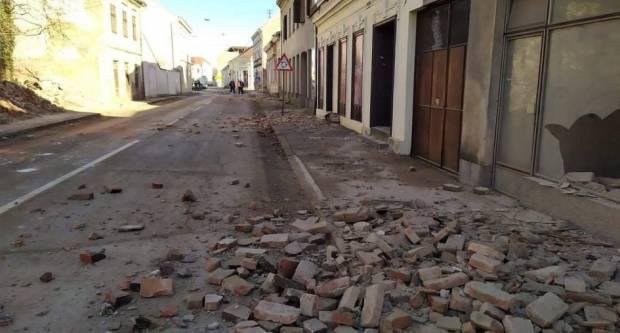 Priča Jakšićanina koji je među prvima ušao u Petrinju nakon potresa