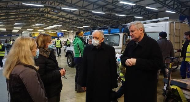 Biskup Škvorčević pohodio Sisačku biskupiju nastradalu u potresu