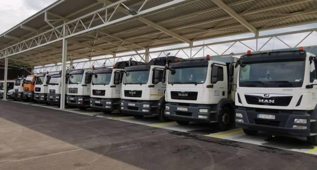 Nabava komunalnog vozila za odvojeno prikupljanje otpadnog papira, kartona i plastike (referentni broj Poziva: KK.06.3.1.18.)