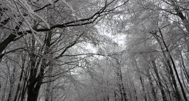 Danas pretežno oblačno uz mjestimičan snijeg