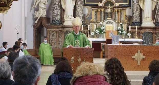 Nedjelja Božje riječi u požeškoj katedrali