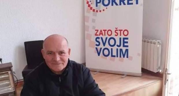 Branko Polić dao ostavku na mjesto predsjednika Domovinskog pokreta Pleternica