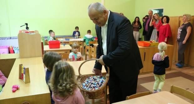 Rezultat demografskih mjera Grada Slavonskog Broda rezultirale većim brojem novorođene djece u 2020. godini