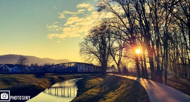 Danas pretežno sunčano s najvišom dnevnom temperaturom između 8 do 12 °C