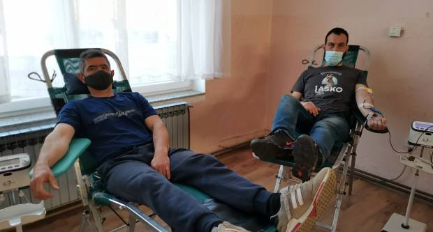 U HCK Pakrac prikupljeno 114 doza krvi