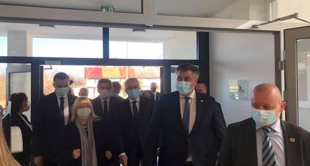 Plenković danas posjetio Slavonski Brod