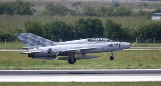 MORH je raspisao Javni poziv zainteresiranim učenicima 3. razreda srednje škole za Studij aeronautika- vojni pilot