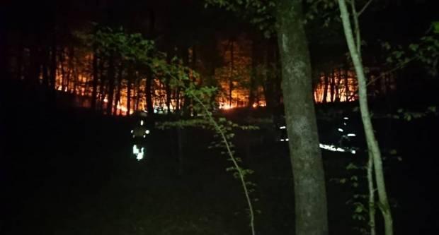 Apel vatrogasaca za prestanak spaljivanja korova i poljoprivrednog otpada