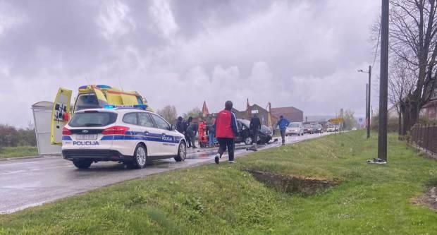 NASTAVLJA SE CRNI NIZ: Još jedna prometna, ozlijeđene dvije osobe
