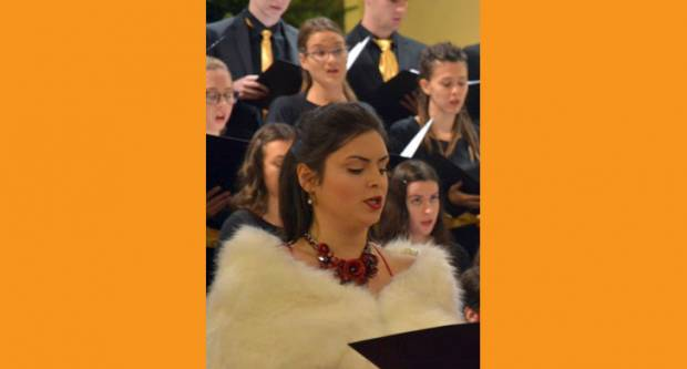 Studentica 4. godine Solo pjevanja, Marija Ticl osvojila je 1. nagradu i posebnu nagradu na 1. Međunarodnom pjevačkom natjecanju Stojan Stojanov Gančev
