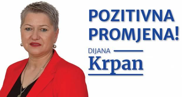 U subotu u Pješačkoj zoni u Požegi druženje s kandidatkinjom za gradonačelnicu Požege- Dijanom Krpan