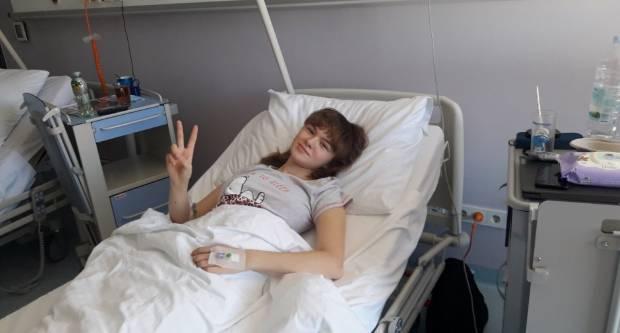 OPERACIJA PROŠLA ODLIČNO: Antonija s rehabilitacije od srca zahvaljuje svima koji su joj pomogli