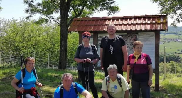 Izlet osunčanom Požeškom gorom planinara HPD ʺSokolovacʺ Požega