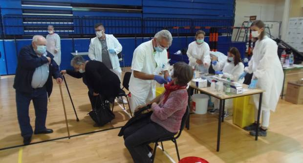 U Lipiku danas cijepljeno gotovo 400 ljudi