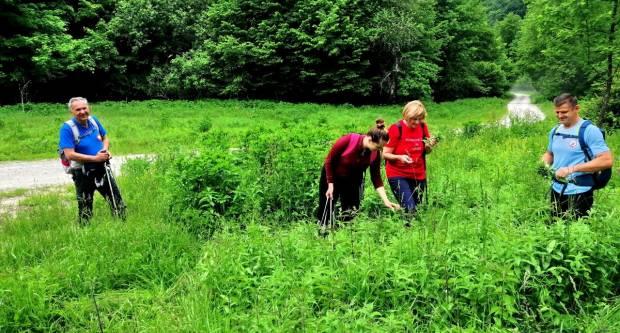 Edukativno - botanički izlet na Papuk HPD-a Gojzerica Požega