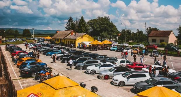 AMK La Familia organizira autoshow ʺCosa Nostraʺ u Grabarju
