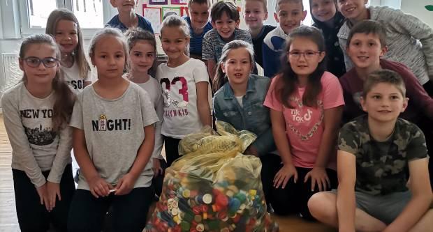 Katolička osnovna škola Požega uključila se u program međunarodnih Eko - škola