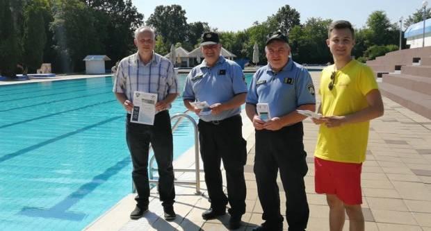 Lipik: Zaštitite svoju imovinu na bazenu