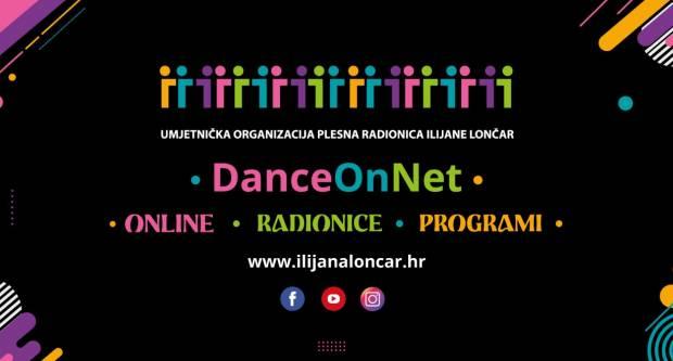 Najava 9. DanceOnNet radionice Požeškog plesnog kreatorija pod vodstvom Svena Bahata iz Zagreba