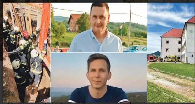 Radnici koji su poginuli jučer u Varaždinu su Vladimir iz Zarilca i Bruno iz Busnova