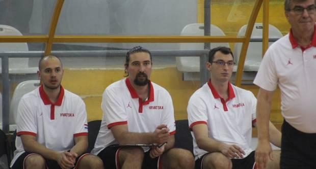 U Slavonskom Brodu reprezentacija Hrvatske odigrala dvije pripremne utakmice