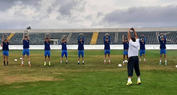 Nogometaši Slavonije počeli pripreme za novu sezonu 3. Hrvatske nogometne lige - Istok