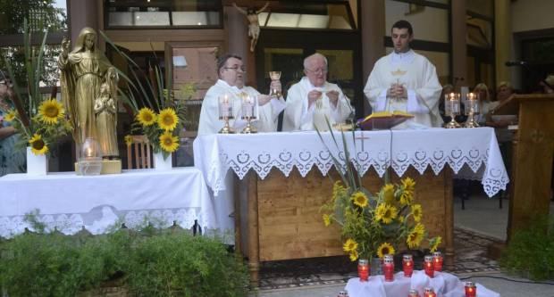 Proslavljena sveta Ana u Slavonskom Brodu
