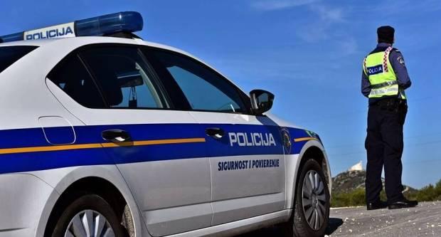 UPOZORENJE POLICIJE: ʺTragedija se može desiti u trenu i obilježiti vas ili nekog drugog za cijeli život!!ʺ