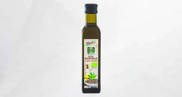 S polica se povlači ulje konoplje, moguće je da ima previše THC-a