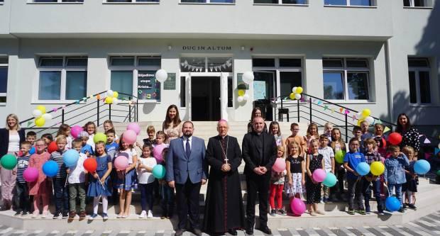 Početak nove nastavne godine u katoličkim školama Požeške biskupije