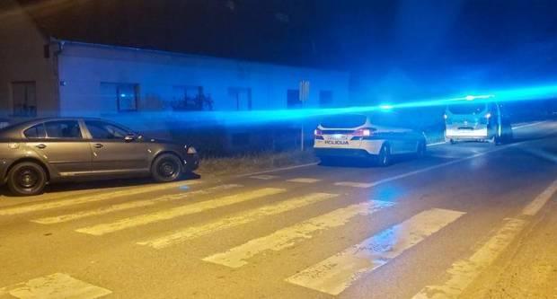 SINOĆ U  SL. BRODU: Teško ozlijeđen 60-godišnjak, policija objavila detalje