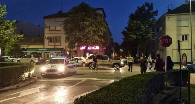 VEČERAS U SL. BRODU: Prometna nesreća u centru grada
