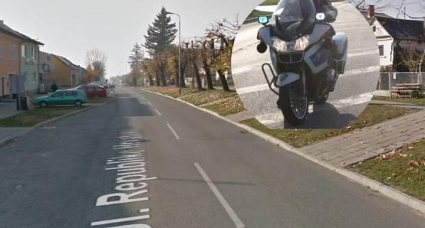 Ivo tvrdi: ʺPolicajac na motoru me zaustavio samo zato što vozim auto njemačkih registarskih oznaka!ʺ