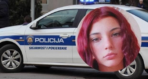 DOZNAJEMO: Završena potraga za 14-godišnjom Valentinom