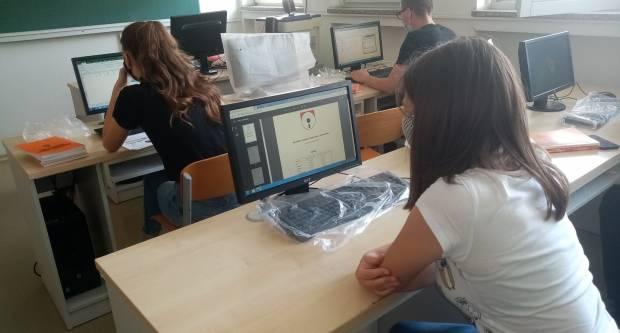 U Hrvatskom otvorenom natjecanju iz informatike sudjelovali učenici iz Požeško-slavonske županije