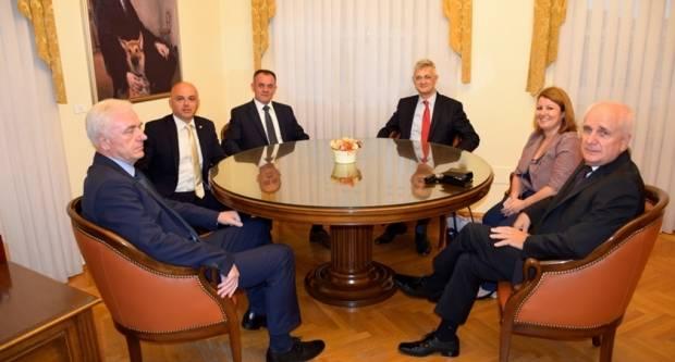 Veleposlanik Republike Turske u posjetu gradu Požegi