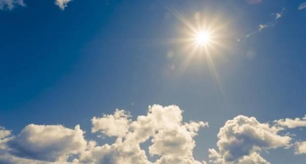 Danas sunčano i ugodno toplo
