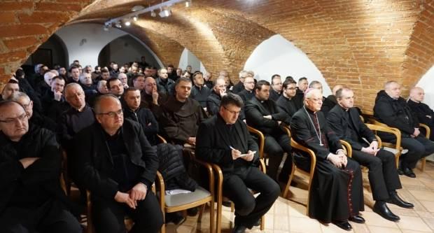 Korizmena duhovna obnova svećenika Požeške biskupije
