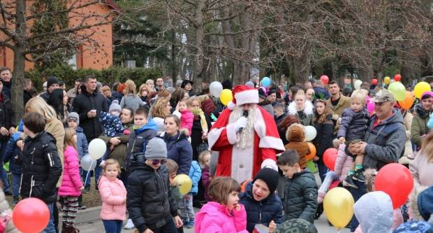 Pleternica dočekala Novu 2019. godinu
