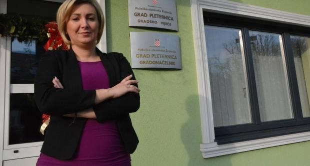Intervju s Antonijom Jozić: 'Vjerujem da je snaga grada u malim poduzetnicima i obrtnicima'